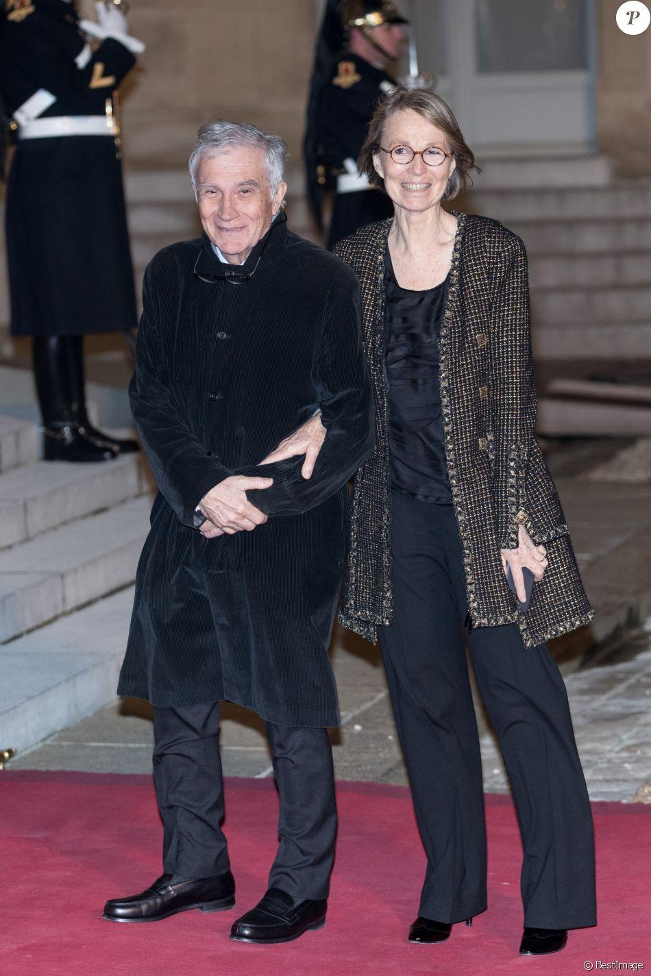 Francoise Nyssen Ministre De La Culture Et Son Mari Jean Pierre