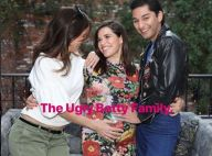America Ferrera enceinte : Sa baby shower avec les stars d'Ugly Betty...