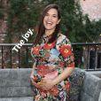 America Ferrera a partagé plusieurs photos de sa baby shower, le 17 mars 2018 à Los Angeles.