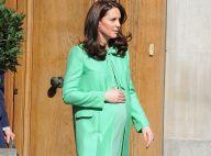 """Kate Middleton, enceinte: """"Prête à accoucher à tout moment"""", elle éblouit encore"""