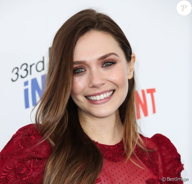 Elizabeth Olsen - People aux 33es Independent Spirit Awards à Santa Monica le 3 mars 2018.