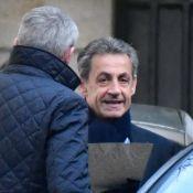 """Nicolas Sarkozy mis en examen : """"Je vis l'enfer de cette calomnie"""""""