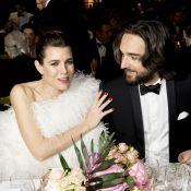 Charlotte Casiraghi, Alexandra de Hanovre et leurs chéris, couples stars au Bal