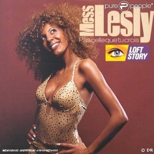 Afida Turner à l'époque de Loft Story 12 c'était Lesly Mess !