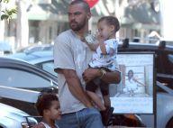 Jesse Williams (Grey's Anatomy) divorce : Garde partagée de ses deux enfants