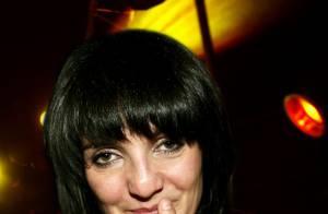 Théatre : Florence Foresti invitait hier ses proches sous l'Abribus...