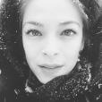 Kristin Kreuk. Photo publiée sur Instagram en février 2018.