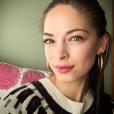 Kristin Kreuk. Photo publiée sur Instagram en janvier 2018.