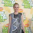 Amber Valetta était aux 22ème Kids Choice Awards, hier soir, à Los Angeles