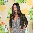 Megan Fox était aux 22ème Kids Choice Awards, hier soir, à Los Angeles