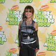 Paula Abdul était aux 22ème Kids Choice Awards, hier soir, à Los Angeles