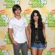 Zac Efron et Vanessa Hudgens étaient aux 22ème Kids Choice Awards, hier soir, à Los Angeles