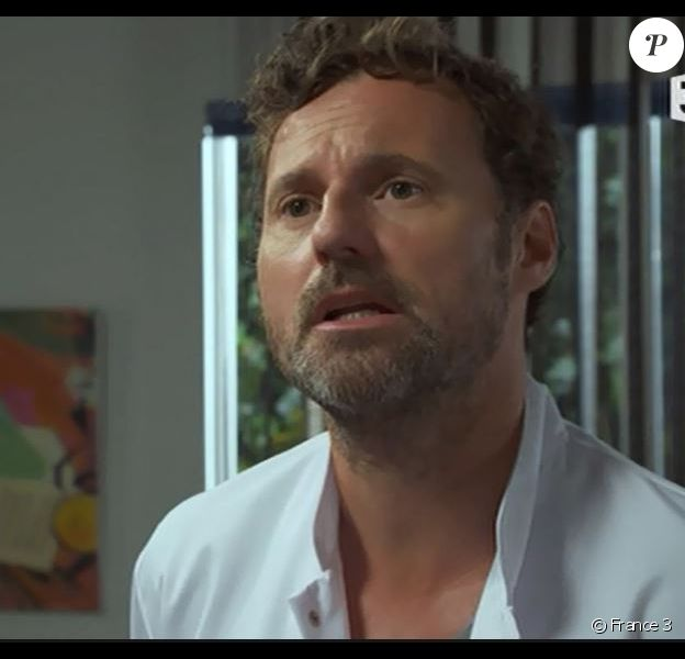 """Bruce Tessore dans """"Plus belle la vie"""", France 3"""