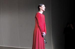 Marie-Agnès Gillot : Son frère, malade, lui a donné