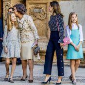 Letizia d'Espagne et la reine Sofia se bagarrent, la vidéo qui dérange