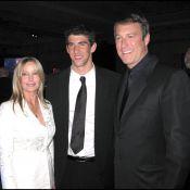 Mohamed Ali entouré de ses amis Bo Derek, Forest Whitaker et Michael Phelps !