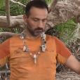 """Javier - """"Koh-Lanta All Stars"""" du 23 mars 2018, sur TF1"""