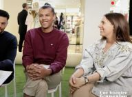 "Stromae et Coralie Barbier, futurs parents sereins : ""Beaucoup plus en paix"""