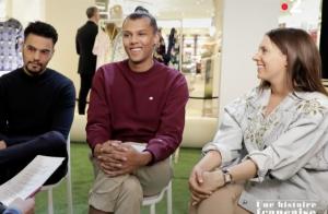 Stromae et Coralie Barbier, futurs parents sereins :