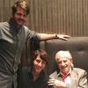 Jean-Paul Belmondo fête ses 85 ans avec ses enfants et petits-enfants...