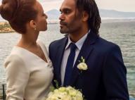 Christian Karembeu et Jackie Chamoun : Premières photos de leur mariage