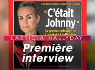 """Laeticia Hallyday, le moment où Johnny est parti : """"Je me suis effondrée..."""""""