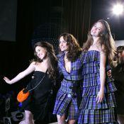 Andie MacDowell et ses deux filles : Trois beautés  !