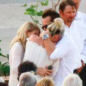 """Laeticia Hallyday : Johnny disait """"Laura et David n'en ont rien à foutre de moi"""""""
