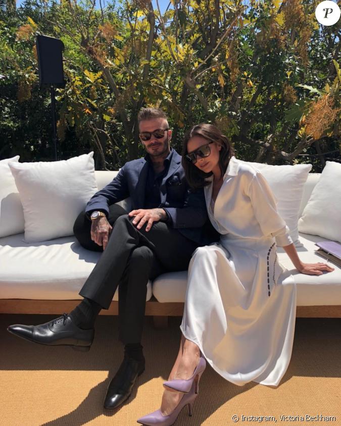 David et Victoria Beck... 2017 David Beckham Divorce