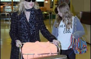Melanie Griffith arrive en Espagne... pour retrouver sa fille chérie !