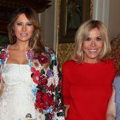 Brigitte Macron, bientôt aux USA : Comment prépare-t-elle sa garde-robe ?