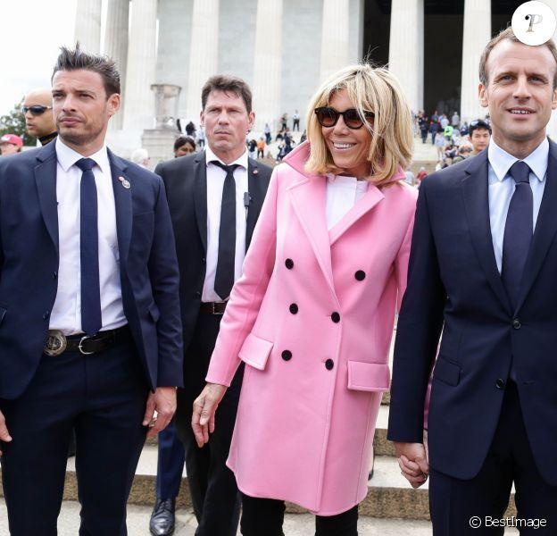 Brigitte Macron Son Garde Du Corps Carrement Hot Fait Le Buzz Purepeople