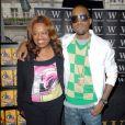 Donda et Kanye West. Juin 2007.