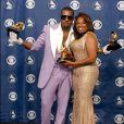 Kanye et Donda West aux 48e Grammy Awards. Février 2006.