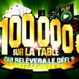 Logo 100 000 € sur la table