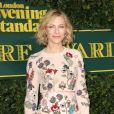 """Cate Blanchett - Cérémonie des """"London Evening Standard Awards"""" au Théâtre Royal à Londres, le 3 décembre 2017"""