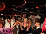 Découvrez Britney Spears se déchaîner en discothèque... après son concert de Dallas !