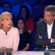 """Claire Chazal dans l'émission """"On n'est pas couché"""" sur France 2 le 5 mai 2018"""