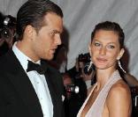 Gisele Bündchen et Tom Brady, un couple so glamour !