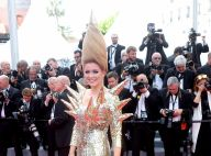 Cannes 2018 : Le look improbable d'Elena Lenina (Nice People)