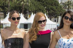Marion Cotillard, Jessica Chastain et leurs complices font le show à Cannes