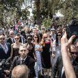 "Lupita Nyong'o, Penelope Cruz, Jessica Chastain, Marion Cotillard, Fan Bingbing au photocall de ""355"" lors du 71ème Festival International du Film de Cannes, le 10 mai 2018. © Jacovides-Borde-Moreau/Bestimage"