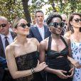 """Lupita Nyong'o, Penelope Cruz (robe Ralph Lauren Collection), Jessica Chastain, Marion Cotillard, Fan Bingbing arrivent au photocall de """"355"""" lors du 71ème Festival International du Film de Cannes, le 10 mai 2018. © Jacovides-Borde-Moreau/Bestimage"""