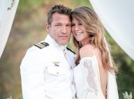 Benjamin Castaldi in love : Tendre et rare cliché avec sa belle Aurore