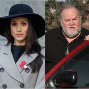 Meghan Markle : Son père Thomas annule sa venue au mariage après le scandale !