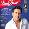 """Dany Brillant, son interview publiée dans le magazine """"Nous Deux"""", en kiosques les 15 mai 2018."""