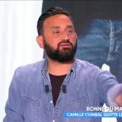 Camille Combal bientôt chez TF1 ? Le chroniqueur de TPMP dézingué sur C8