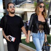 Heidi Klum et Tom Kaulitz in love à Cannes : Baisers en pagaille !