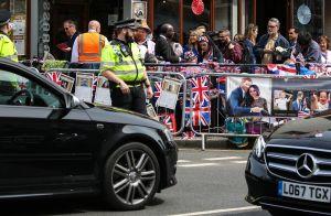 Prince Harry : Bain de foule à quelques heures de son mariage avec Meghan Markle