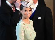 Mariage d'Harry et Meghan : Pippa Middleton radieuse avec son mari James